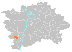 Location map municipal district Prague - Lochkov.PNG