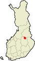 Location of Sonkajärvi in Finland.png