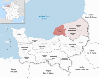 Arrondissement of Le Havre Arrondissement in Normandy, France