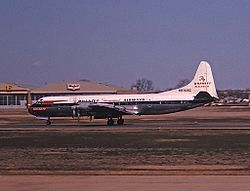 Lockheed L-188 Electra, Braniff International Airways JP6982155.jpg