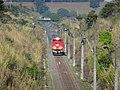 Locomotiva de comboio que passava sentido Boa Vista na Variante Boa Vista-Guaianã km 189 em Itu - panoramio.jpg