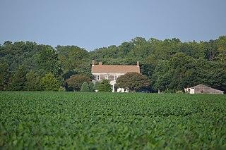 Locustville (Ottoman, Virginia) human settlement in United States of America