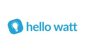 logo de Hello Watt