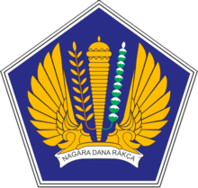Logo of the Ministry of Finance of the Republic of Indonesia.png