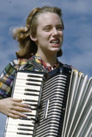 Lois Duncan - Duncan in Sarasota, Florida, 1947.