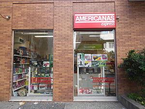 Lojas Americanas - Americanas Express- Lapa, RJ