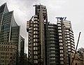 London - Willis Building 2008 - Lloyd's Building 1986 - ICE Fisheye.jpg