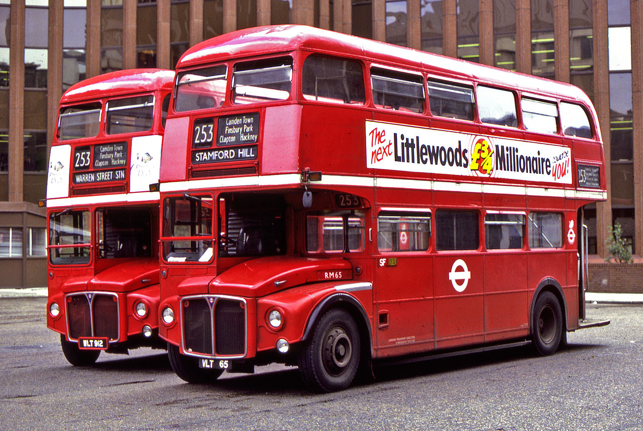 Used City Buses For Sale Uk