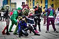 London Comic Con 2015 - Gotham (18057299321).jpg