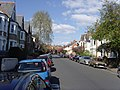 Looking up Divinity road - geograph.org.uk - 767458.jpg