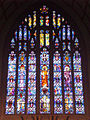 Loretto Abbey chapel window, Toronto.JPG
