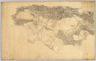 Los Angeles Basin Sedimentary basin in California