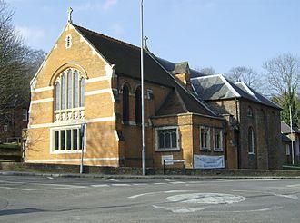 Loudwater, Buckinghamshire - St Peter's Church, Loudwater