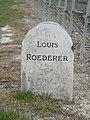 Louis Roederer vineyard marker.jpg