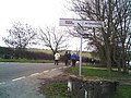 Lound signpost at crossroad junction - geograph.org.uk - 298991.jpg