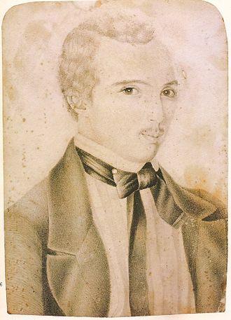 Juan Lovera - Self-portrait (date unknown)