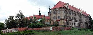 Lubiąż - Cistercian Abbey in Lubiąż