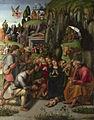 Luca signorelli, adorazione dei pastori, londra.jpg