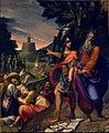 Ludovico Carracci - Giosuè mostra a Mosè il vitello d'oro.jpg
