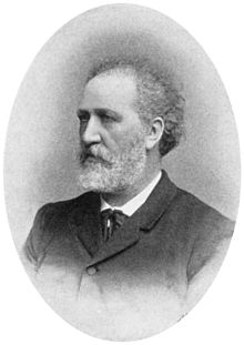 Portrait de Ludwig Meyer