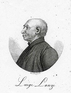 Luigi Lanzi Italian art historian and archaeologist