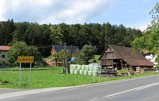 Lukovica pri Brezovici Place in Inner Carniola, Slovenia
