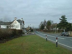 Lupton, Cumbria - Image: Lupton Village geograph.org.uk 124889