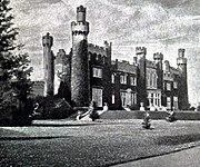 Luttrellstown Castle by Rose Barton 1898