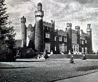 Luttrellstown Castle castle/mansion in Ireland