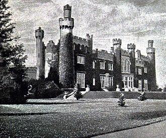 Luke White, 2nd Baron Annaly - Luttrellstown Castle