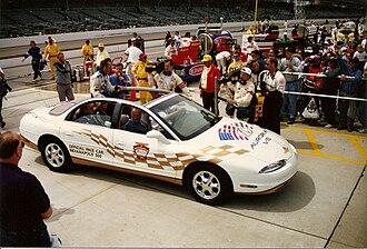 Oldsmobile Aurora - 1997 Oldsmobile Aurora Indy 500 Pace Car