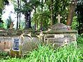 Lwów - Cmentarz Łyczakowski - Tombs of Świsterski Family and Jarosiewicz Family.jpg
