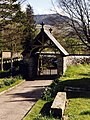 Lych gate, St. Leonard's churchyard.jpg