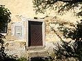 Měšťanský dům - Na Kopci 4; vchod (Besednice).JPG