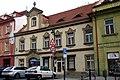 Měšťanský dům U kamenného orla, U Celestýnů, Dlouhá 257, Staré Město (Praha), Hlavní město Praha.jpg