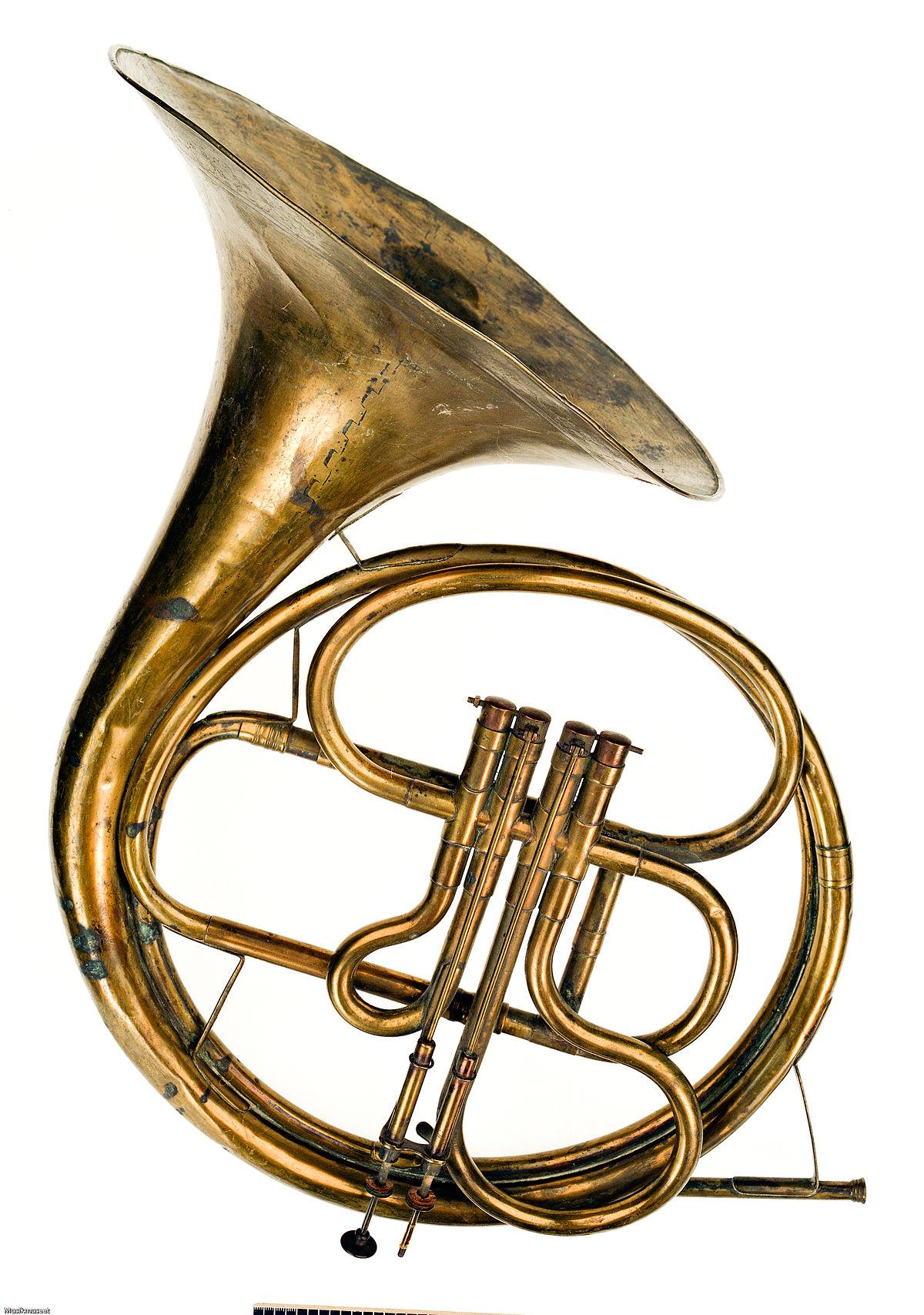 Horn  Musikinstrument   U2013 Wikipedia
