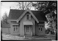 MAIN (EAST) ELEVATION - Springwood, Superintendent's Cottage, Hyde Park, Dutchess County, NY HABS NY,14-HYP,5A-1.tif