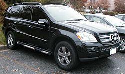 Mercedes-Benz GL (North America)