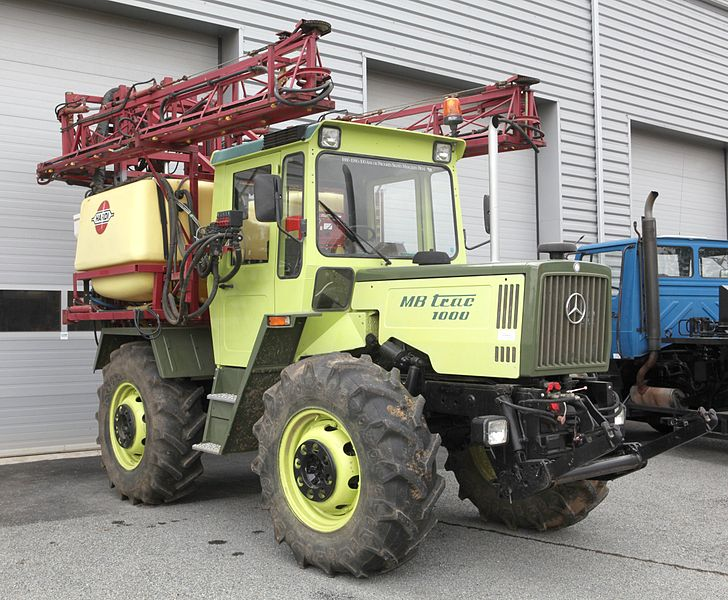 Fil Mb Trac 1000 With Hardi Sprayer Jpg Wikipedia