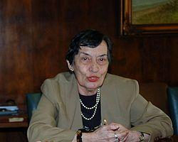 Maria da  Conceição Tavares