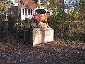 MKBler - 296 - Wolfsskulptur.jpg