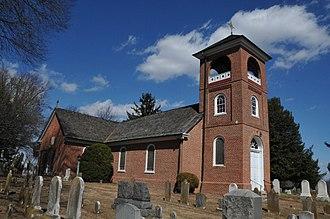 My Lady's Manor - St. James Episcopal Church