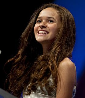Madison Pettis American actress