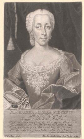 Magdalena Sibylla Rieger