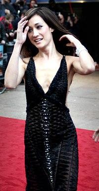 Maggie Q en la premiere de Misión: Imposible III en 2006.