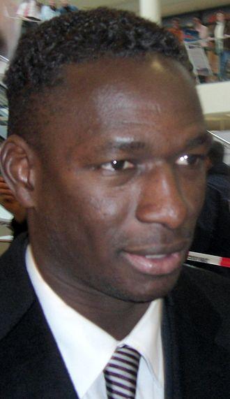 Mahamadou Diarra - Diarra in 2007.