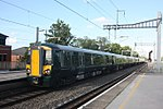 Maidenhead - GWR 387148+387135 departing for Paddington.JPG