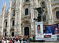 Mailand ) 2011 ) Konzert Gospel Chor - panoramio.jpg