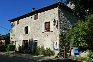 Échevis Commune in Auvergne-Rhône-Alpes, France