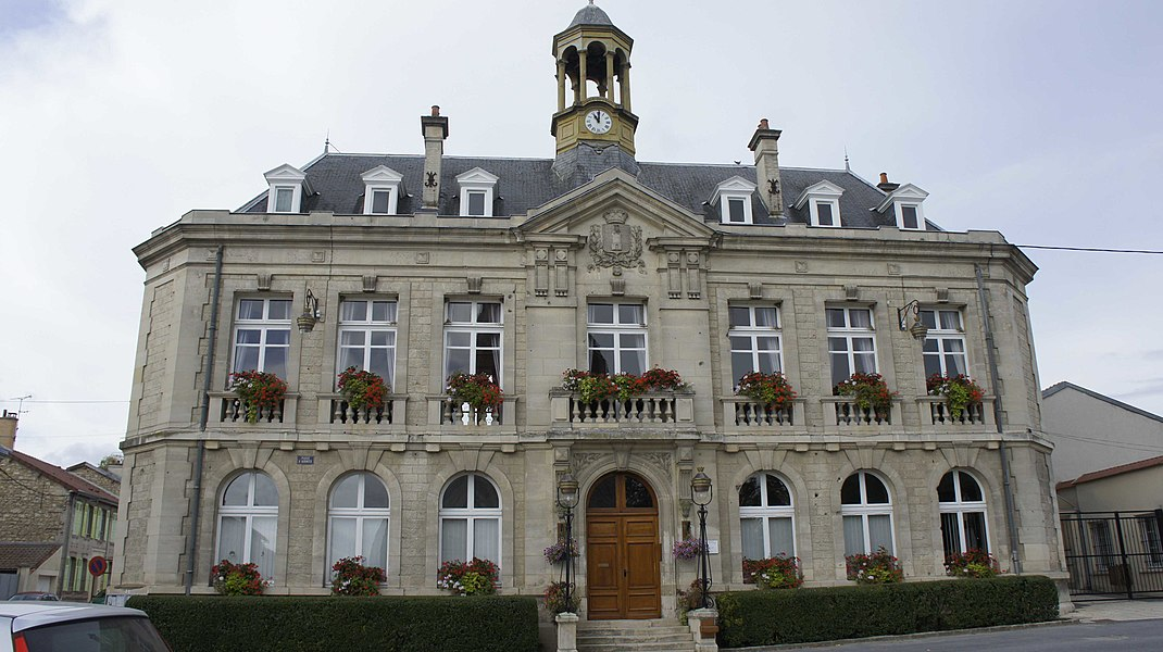 Mairie Cormicy.